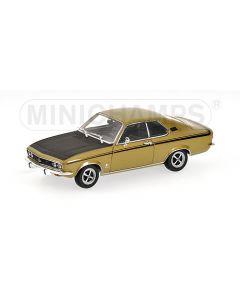 OPEL MANTA SR - 1970 - GOLD METALLIC L.E. 750 pcs.