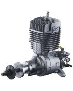 Moteur essence GT 33 OS engines avec silencieux