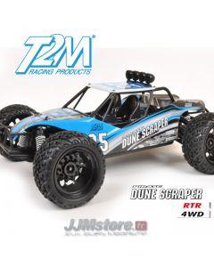 Pirate XTS T2M - Monster Truck électrique RC