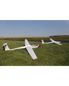 Planeur ASW 20 4.7m ARF Hangar 9 - HAN4955