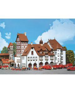 Poste de Pompier 1 historique de Nuremberg