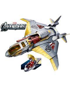 AVENGERS le Quinjet Marvel
