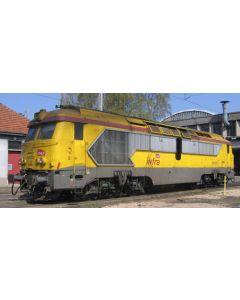 Locomotive A1A A1A 668523