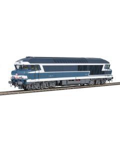 HO locomotive cc72012 SNCF