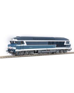 Locomotive HO CC72048 SNCF Roco