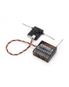 Récepteur AR8000 8 voies DSMX Spektrum