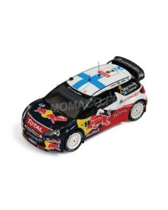CITROEN DS3 WRC 2 HIRVONEN/LEHTINEN MONTE CARLO 2012 - RAM483