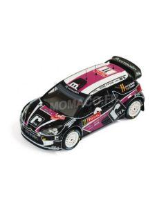 CITROEN DS3 WRC 11 MERKSTEIJN/CHEVALIER MONTE CARLO 2012 - RAM485