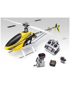 RAPTOR 50 TITANIUM Thunder Tiger 2.4 GHz SUPER COMBO Ready To Fly