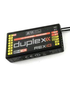 Récepteur Jeti model DUPLEX Rex 10 - JETI - JDEX-RR10