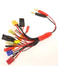 Cordons de charge multiconnectiques - RC SYSTEM - SAF10167