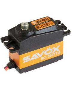 Servo SAVOX DIGITAL - SC 1257TG - 10kg-0.07s