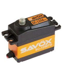 Servo SAVOX DIGITAL - SC 1256TG - 20kg-0.15s