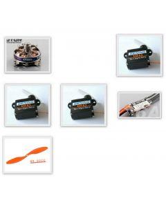 Set de propulsion et équipement Clik NG SuperLite RC Factory