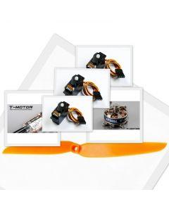 Set de propulsion et équipement Edge 540 V3 SuperLite RC Factory