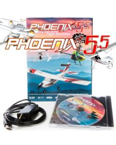 Simulateur Phoenix RC version 5.5