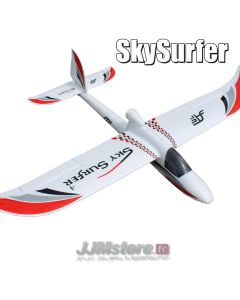 Sky Surfer 1400mm EPO PNP red V2