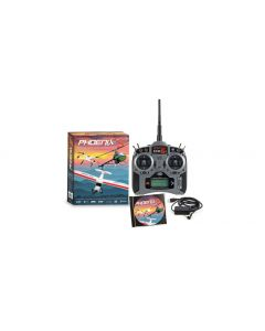 Simulateur Phoenix RC version 5 Avec radiocommande Spektrum DX6