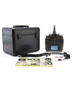 Radiocommande Spektrum DX9 Black Edition avec récepteur AR9020
