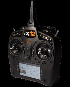 Spektrum iX12 12 voies avec ou sans récepteur