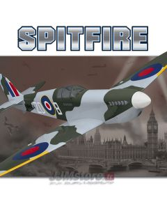 Spitfire GreatPlanes GPMA1478 - Avion Warbird