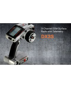 Dx3S radio-commande 2.4ghz by Spektrum