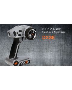Dx3E radio-commande 2.4ghz