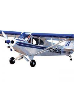 Super Cub PA-18 hangar 9