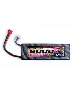 Accu Lipo Car Hard case 6000 - T2M - T1360002C