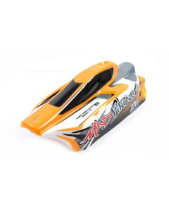 Carrosserie orange Mad Pirate + aileron - T2M - T4908/30O