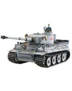 Char RC2.4GHZ 1/16 TIGER 1 version - METAL - Bruit - Fumée - Taigen - TG3818-C