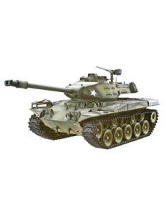 Char RC2.4GHZ 1/16 M41A3 - METAL - Bruit - Fumée - Taigen - TG3839-1