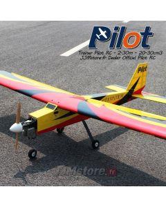Trainer 90 Pilot RC 2.30m - de 20 à 35cm3