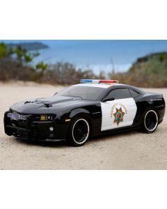 Chevrolet Camaro ZL-1 POLICE 1/10th RTR -  V100-S - VATERRA - VTR03012