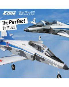 Viper Jet Eflite 70mm EDF PNP / BNF
