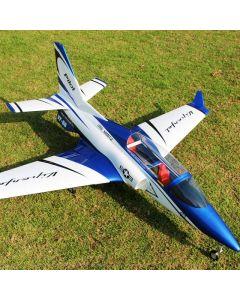 Viper Jet Pilot RC 2m - Kit - Bleu et Blanc