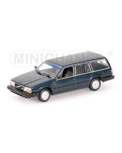 VOLVO 740 BREAK GREEN METALLIC 1986 L.E. 2544 PCS.