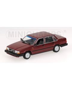 VOLVO 740 RED METALLIC 1986 L.E. 2304 PCS.