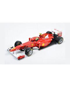 1/18 Ferrari F11 Massa 2011 HotWheels