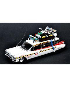 Cadillac 1959 SOS fantomes Ecto-1A - Ghostbusters2 - X5495 - Elite