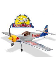 ZLIN 50 LX Red Bull