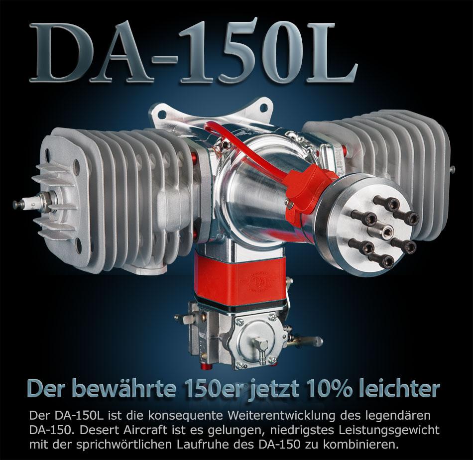 Da L Bt De on Desert Aircraft Da 150