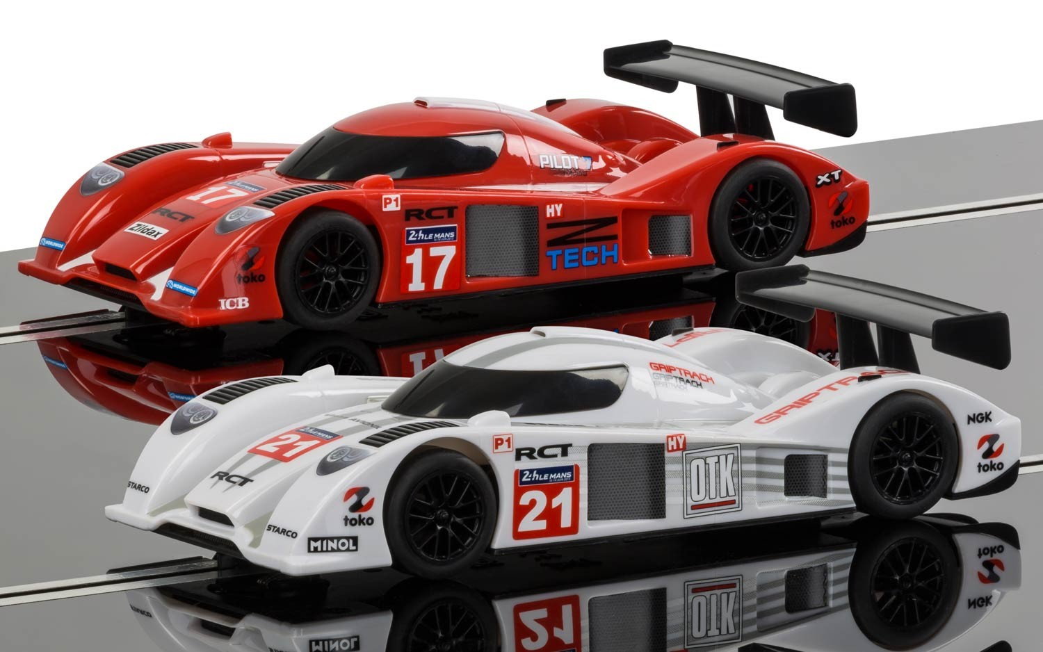 Le mans scalextric circuit lectrique slot des 24h du mans for Garage automobile le mans