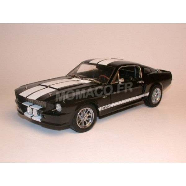 ford mustang gt500 shelby 1967 noir bandes blanches shelby190. Black Bedroom Furniture Sets. Home Design Ideas