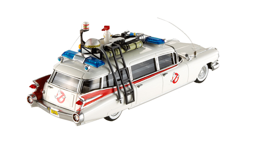 cadillac 1959 sos fantomes ecto 1 ghostbusters. Black Bedroom Furniture Sets. Home Design Ideas