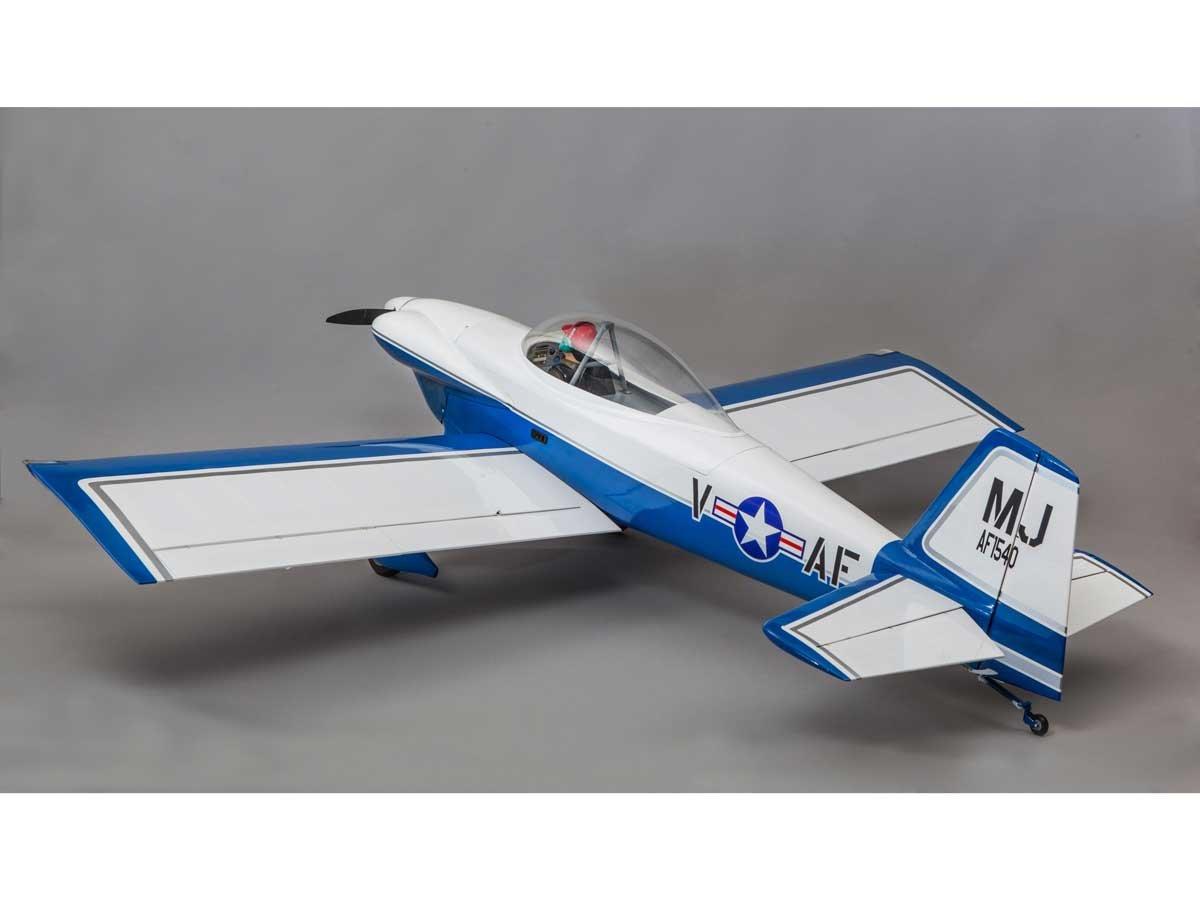 rv-4 hangar 9  HAN4885 : avion modélisme de voltige hangar 9