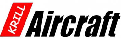 logo krill aircraft : avion de voltige en modélisme RC